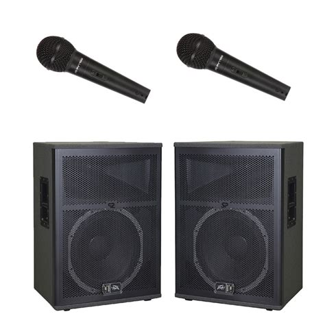 Power Profesional Lifer Wisdom La 3000 peavey pro audio 2 sp 5bx pro audio 1600 watt 15 quot 2