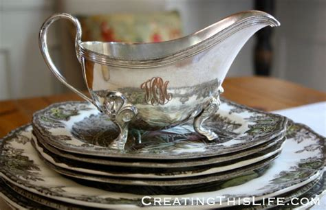 gravy boat rome thanksgiving tables creating this life