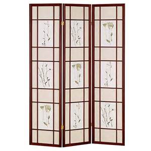 Oriental Room Divider by Decorative Room Screens Divider Ideas