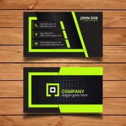 design business cards software downloads design business cards shareware and freeware green and black corporate business card design vector free