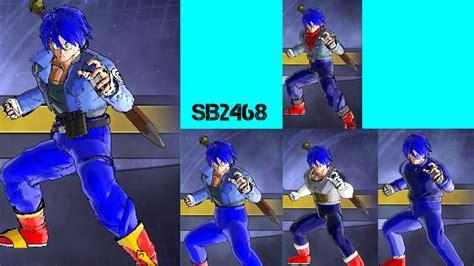 game dragon ball online mod java sonic bros 2468 x2m file dragon ball xenoverse 2 skin mods
