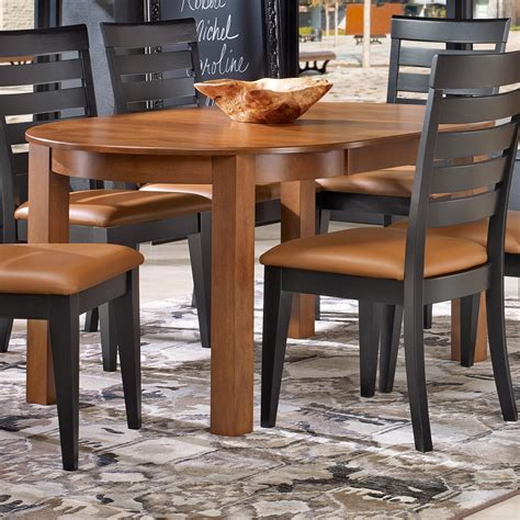 Canadel Kitchen Table Canadel Gourmet Custom Dining Trn042422828mvdd1 Customizable Leg Table With Leaf Dunk