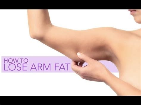 how to lose arm best workout for toned arms