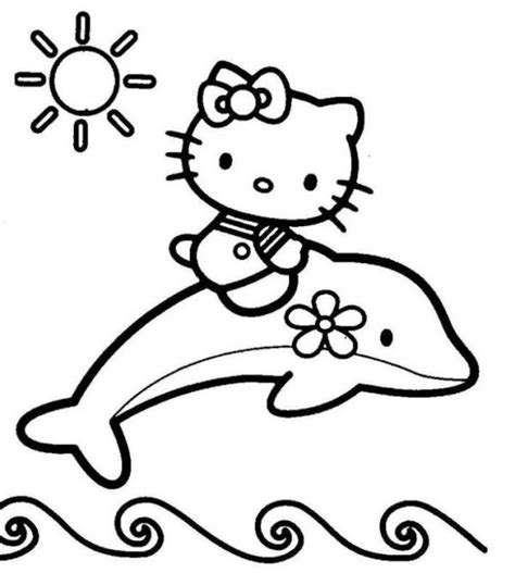 hello kitty coloring pages spring hello kitty valentine coloring page girls coloring pages