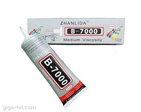 Lem Touchcrean B 7000 110ml 1 zhanlida b7000 glue 110ml