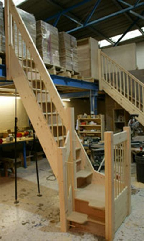 quarter landing stairs alternating tread staircases space saving staircases