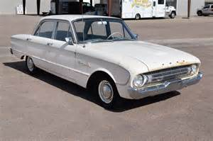 34 597 original 1961 ford falcon