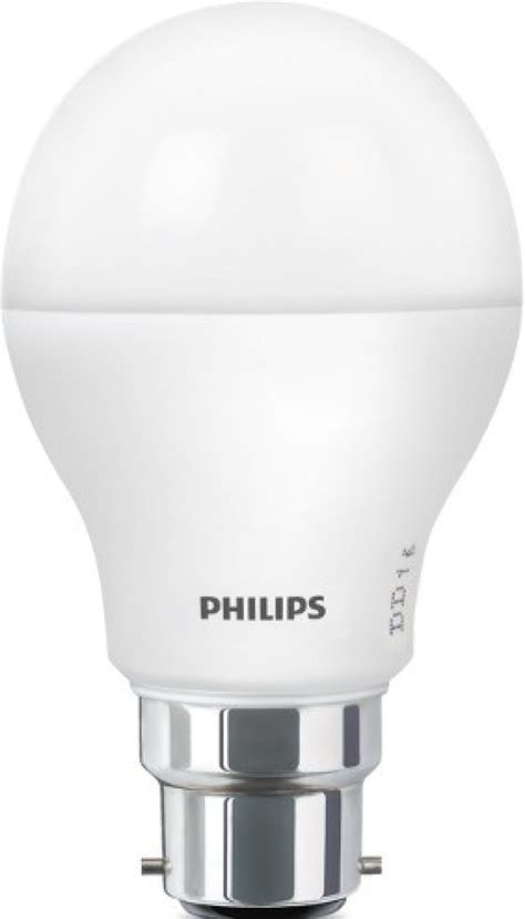 Philips B22 9 Watt philips 9 w b22 led bulb price in india buy philips 9 w