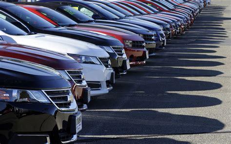 auto dealer u s auto sales up gm jpmorgan chase jpm settles