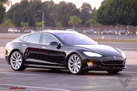 Tesla 100 Electric Tesla S Model D P85d Sedan Dual Electric Motors Awd
