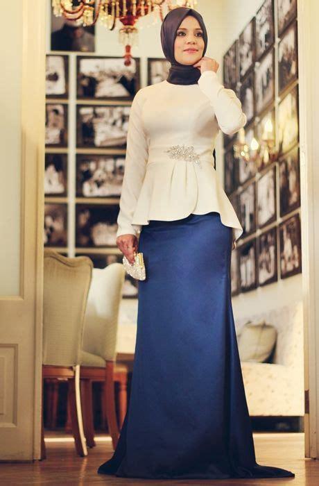 Baju Atasan Wanita Blouse Tunik Baju Muslim Fitri Top 3 12 contoh model baju muslimah terbaru hari raya idul fitri
