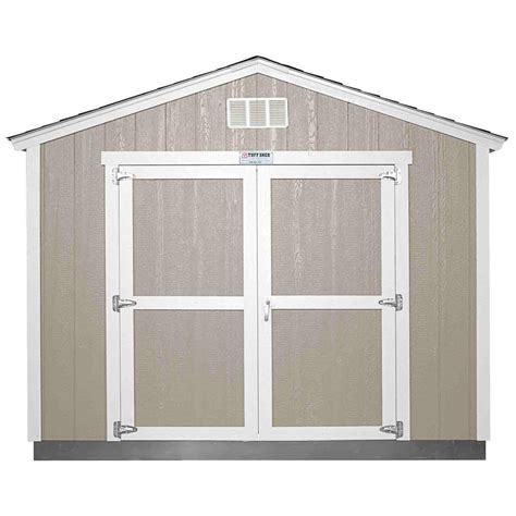 Tough Shed Home Depot by Tuff Shed Installed Tahoe 10 Ft X 12 Ft X 8 Ft 10 In