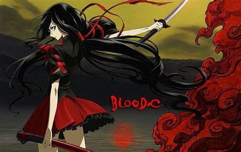 blood c opening blood c anime amino