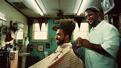 barber shop hell s kitchen barbers apple releases new iphone 7 plus ad