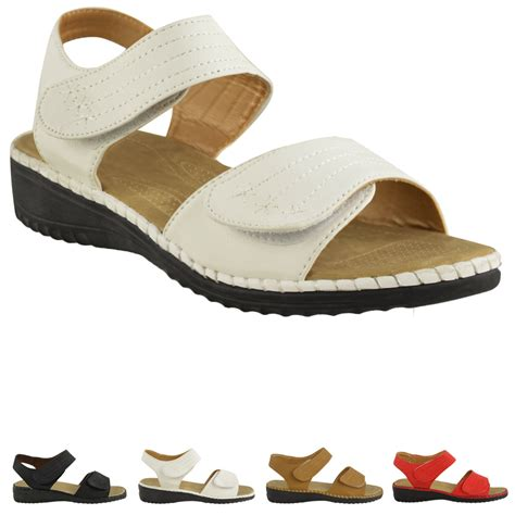 flat shoes and sandals womens comfort wide casual walking flat summer