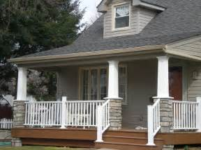craftsman style cape cod craftsman porch new york by a w hobor sons inc