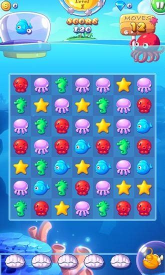 ocean mania android mobile phone game