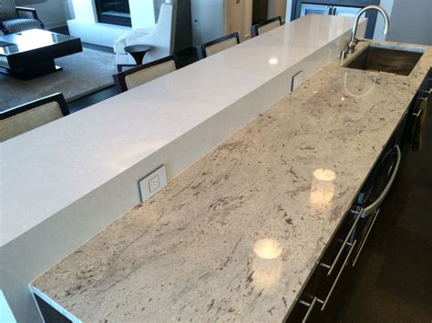 What Is A Quartz Countertop Made Of by 15 Stunning Quartz Countertop Colors To Gather Inspiration