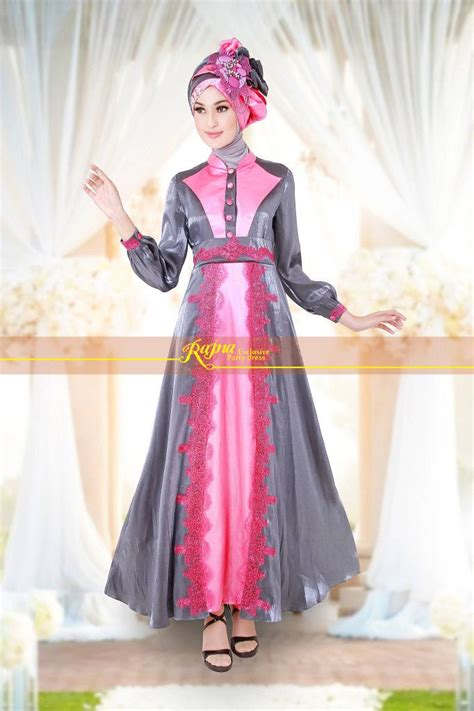 Gamis Pesta Pink Fanta 17 best images about kebaya cantik on wedding