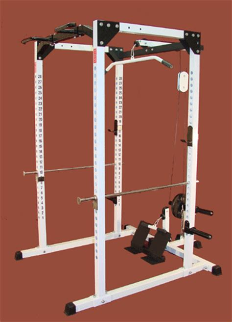 Tds Rack by Compact Home Gyms Exercise Equipment