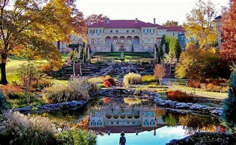 Garden Tulsa Ok by Philbrook Gardens Oklahoma