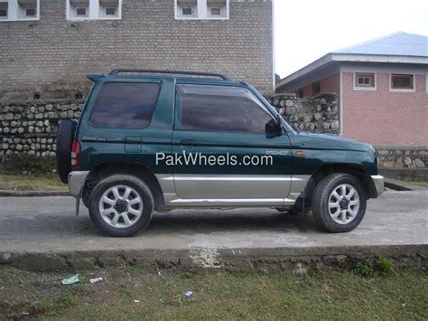 mitsubishi pajero 1996 mitsubishi pajero mini 1996 for sale in peshawar pakwheels