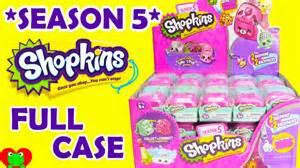 Blind Bags My Little Pony Shopkins Season 5 Petkins Backpack Blind Bags Full Case