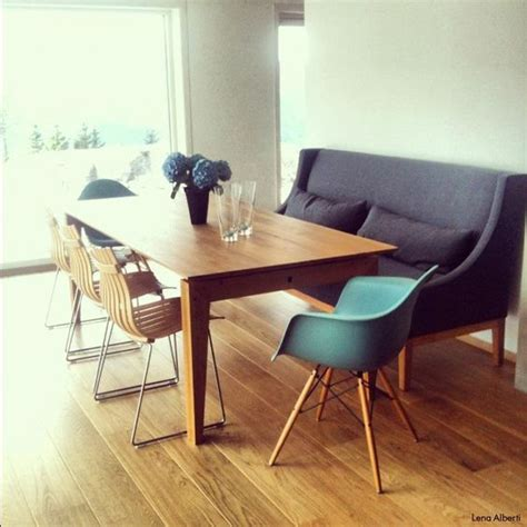 Top 5 Alternative Seating Ideas For Dining Tables The Dining Room Table With Sofa Seating