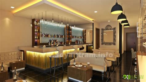 simulatore arredamento casa 3d interior cgi design for commercial bar