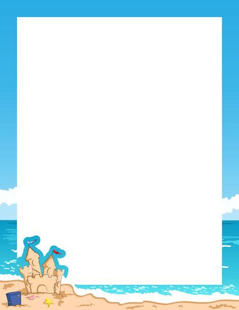 printable seaside templates beaches and seaside on pinterest