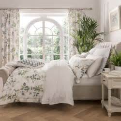 Gold Curtains For Bedroom Dorma Botanical Garden Bed Linen Collection Dunelm