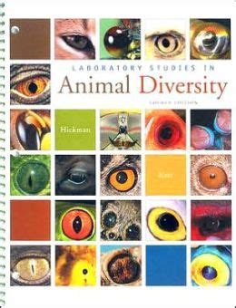 animal diversity books laboratory studies in animal diversity by jr hickman