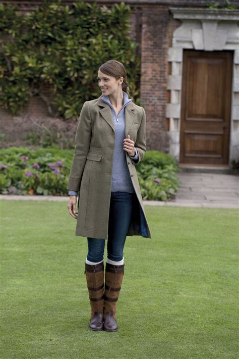 lade stile country the exquisite dubarry blackthorn tweed coat
