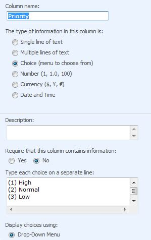 sharepoint choice indicator color code choices in list sharepoint lotus notes color coding to your sharepoint