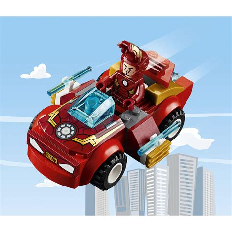 Lego Juniors 10721 Iron Vs Loki Junior Vs Ironman Easy To Build lego juniors marvel heroes iron vs loki 10721