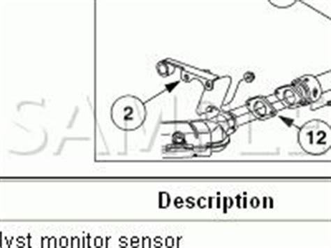 2003 ford windstar exhaust system diagram fara learn diy windmill compressor