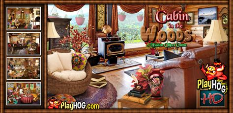 cabin in woods hidden object android apps on google play cabin in the woods find hidden object amazon de apps