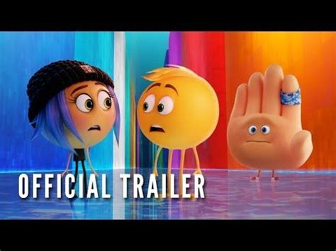 emoji film trailer 1693 best images about movie trailers on pinterest