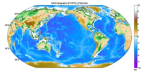 globe and maps matlab script for 3d visualizing geodata on a rotating