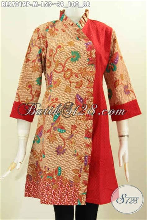 Baju Laviola Top Bls model dress batik auto design tech