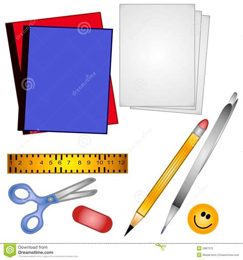 School Items Clipart clip collection exe clipart panda free clipart images
