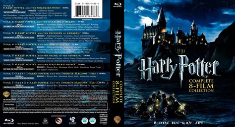 Dvd Harry Potter Collection harry potter complete 8 collection