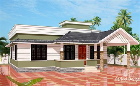 kerala home design 15 lakhs 12 lakhs budget house plans in kerala