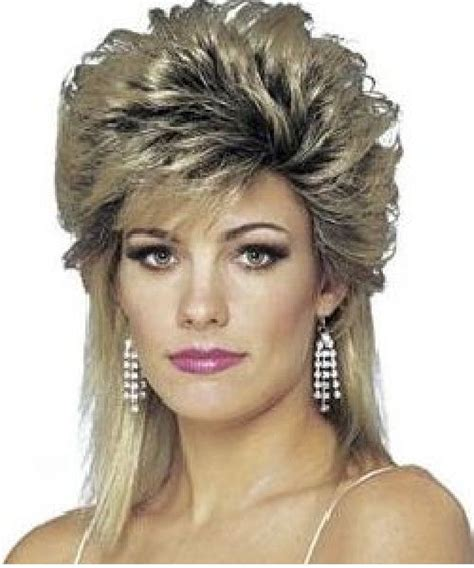 short feathered mullet hair cut funky mullet hairstyles for women mullet hairstyles 2011