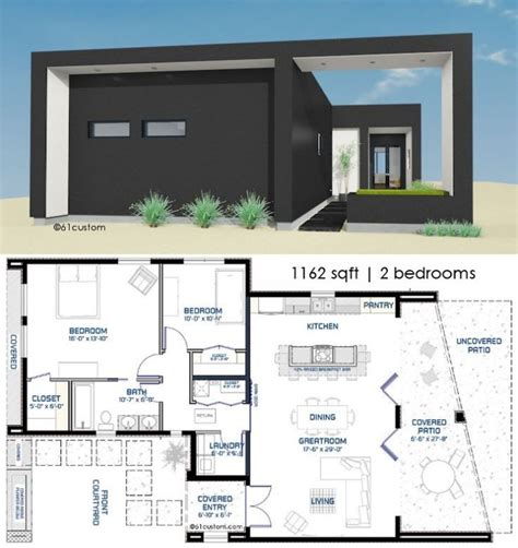 beautiful modern small house plans and designs new home