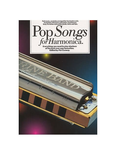 Wedding Song Harmonica by Sheet Pop Songs For Harmonica Piano Vocal And