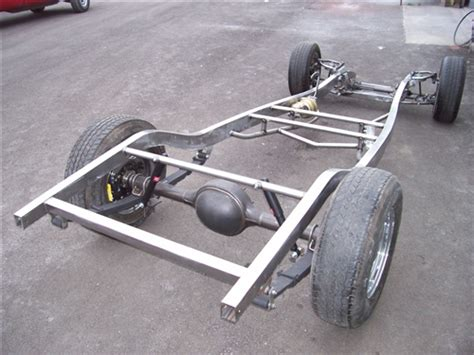 Auto Rahmen by 1937 Chevy Car Chassis