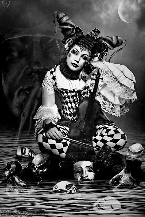 dark arlequin love it pinterest macabre and tattoo