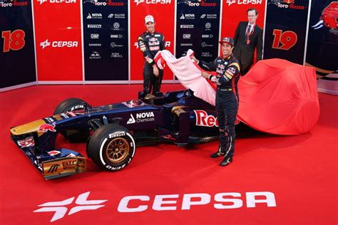 Mba Che World Chionship Race by F1 Toro Rosso Str8 F1passion It