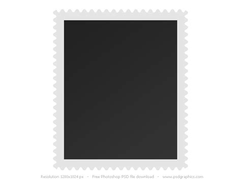 Postage St Template postage st template www pixshark images